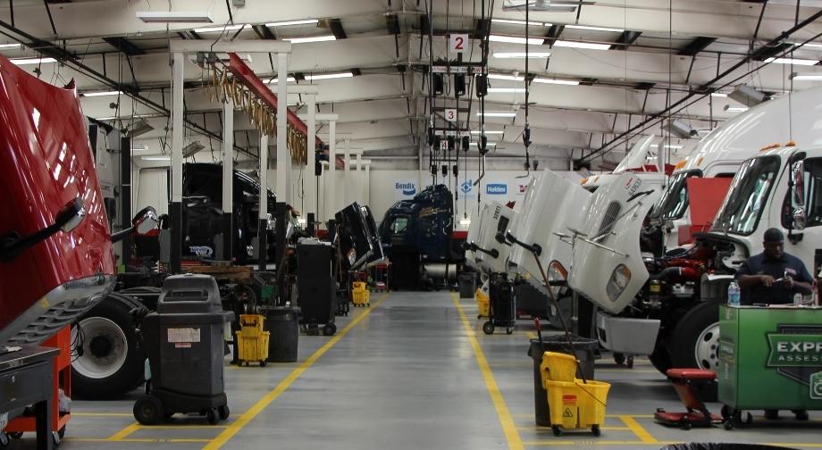 Peach State Freightliner >> Elite Support Peach State Freightliner Dealership