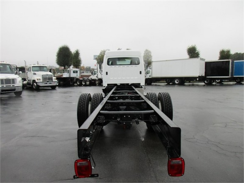 New FREIGHTLINER BUSINESS CLASS M2 106   Peach State ...