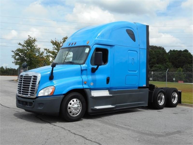 Peach State Freightliner >> New FREIGHTLINER CASCADIA 125   Peach State Freightliner ...