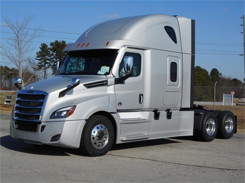 New Freightliner Cascadia 126 Peach State Freightliner Dealership