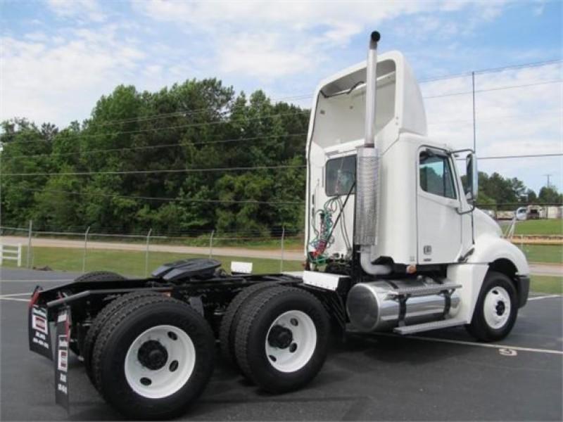 Peach State Freightliner >> New FREIGHTLINER COLUMBIA 120   Peach State Freightliner ...