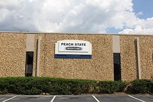 Peach State Freightliner Parts Distribution Center